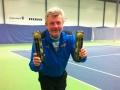 klubbmesterskap 2014 herrer double 5