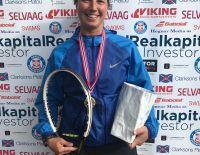 Siri Hauge ble Norgesmester i Veteran 35+!