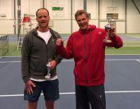 Daniel Tomter vant Vårcup Ranking A og C Single etter imponerende spill