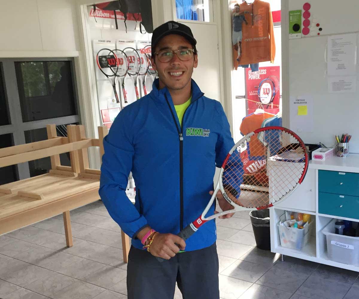Tennisstrener
